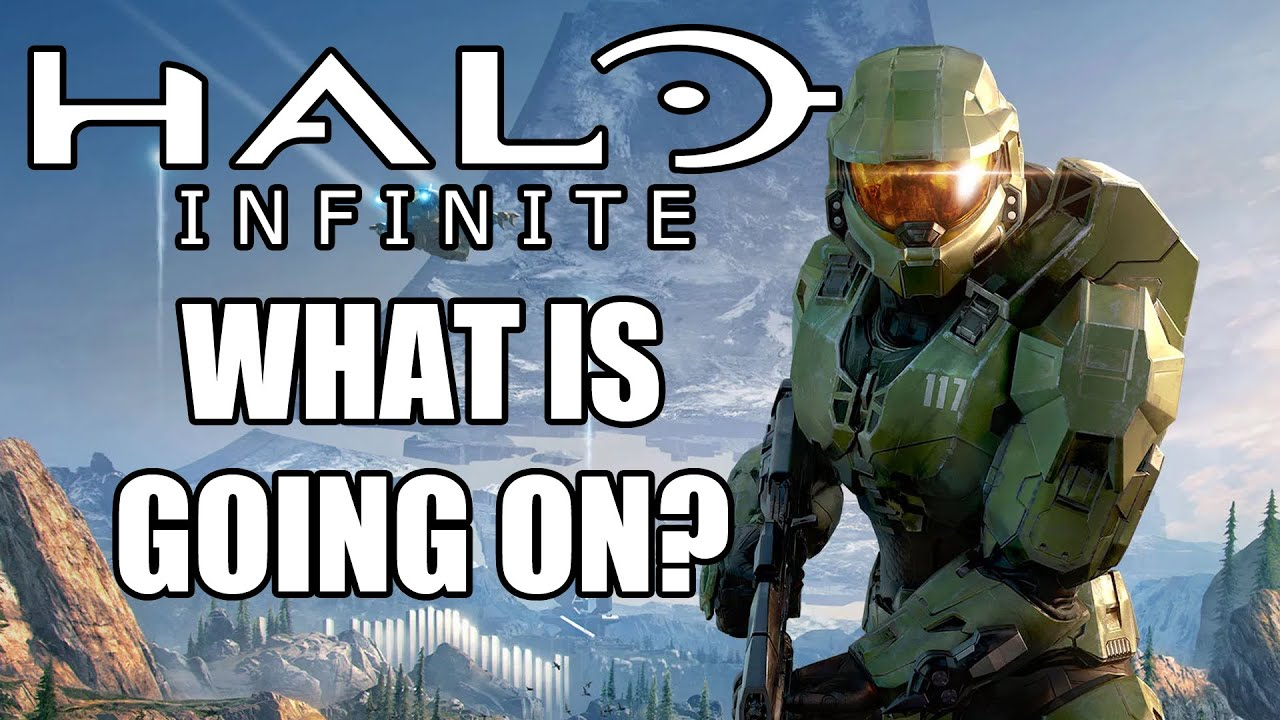 What Is Going On With Halo Infinite? - GamingBolt