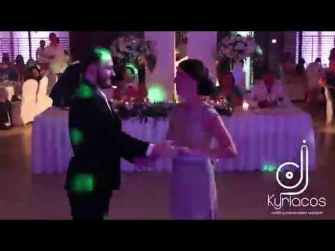 Wedding Dj in Limassol, Cyprus   George & Michaela  Carobmill   September 2017