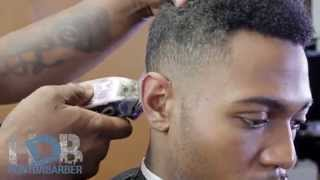 Hunt Da Barber Season 3 - Episode 12 How To Cut a Hair Twist, Nudred Type Haircut