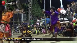 Lagu Jaranan Baper RA JODO Cover Voc IKA Lovers PUTRO JOYOBOYO Live Nyadran Bulakmiri 2018