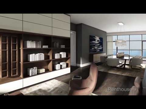 Tridel Aquavista Penthouse Virtual Tour