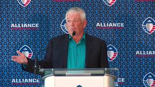 Introducing Alliance Salt Lake Head Coach: Dennis Erickson