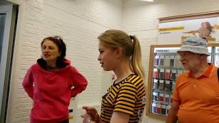Фото крыса напала на продавщицу магазин Билайн продавщица прошла проверку на выдержку