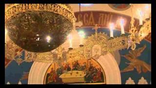 Служба в церкви Звенигорода(, 2012-02-17T21:32:53.000Z)