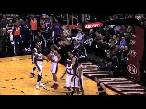 NBA 10 White Guys Dunks