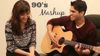90s Bollywood Mashup  Shirley Setia Ft. Arjun Bhat  Live Acoustic
