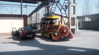 Автопаравозик сделано в коканде узбекистан