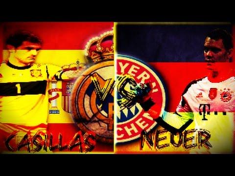 Real Madrid Vs Bayern Munchen Nos