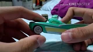 Mattel Disney cars 3 (Flo)🤗😁😉