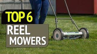 Reel Mower - TOP 6: Best Reel Mowers 2019