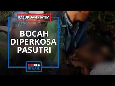 Nasib Pilu Bocah 5 Tahun Diperkosa Pasutri Di Pasuruan, Jasadnya Ditemukan Telentang Di Parit