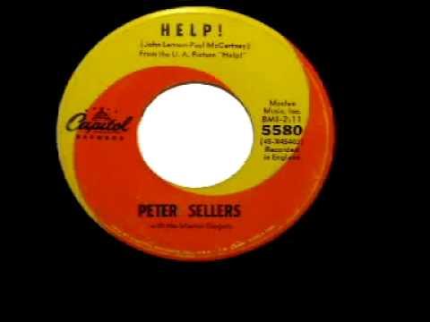 """Peter Sellers - """"HELP!"""""""