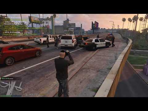 Dept of Justice Cops Role Play Live - Stringer Life