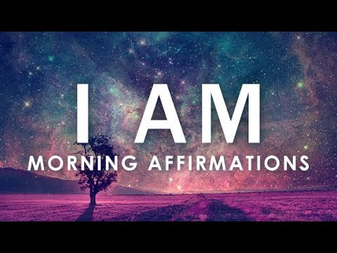 POWERFUL POSITIVE Morning Affirmations for POSITIVE DAY, WAKE UP: 21 Day