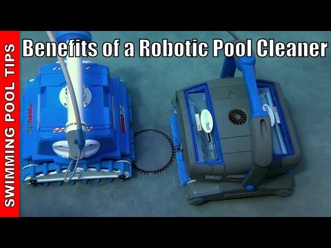 Benefits of a Robotic Pool Cleaner