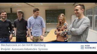 Mechatronik: Studierende entwickeln autonom fahrende Systeme