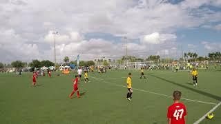 Copa Univision 2018 Game 1