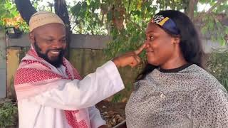 ALHAJI MUSA IS IN LOVE - Nedu Wazobia FM