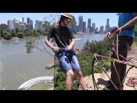 Adventure in Brisbane