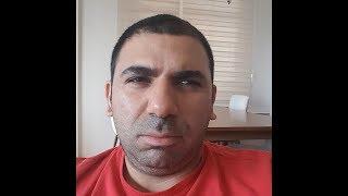 İngilizce'yi Türkçe'ye çevirirken beyni yanan adam