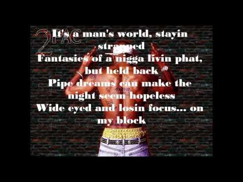 2Pac   My Block Lyrics HD