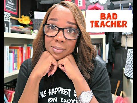 Teacher Vlog: Episode 5 - Bad Teacher