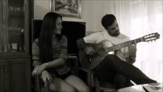 Javi Hortelano y Aurori Díaz - Sólo luz (cover de Funambulista)