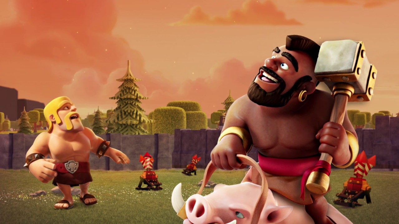 Lunar New Year SPECIAL OFFER Available Now! (Clash of Clans)
