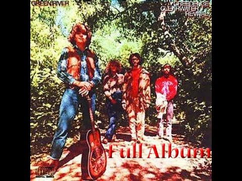 CCR  Green River  Full Album
