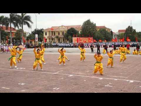 Hội khỏe phù Đổng lần thứ 5 -Gia Bình TP-Bắc Ninh