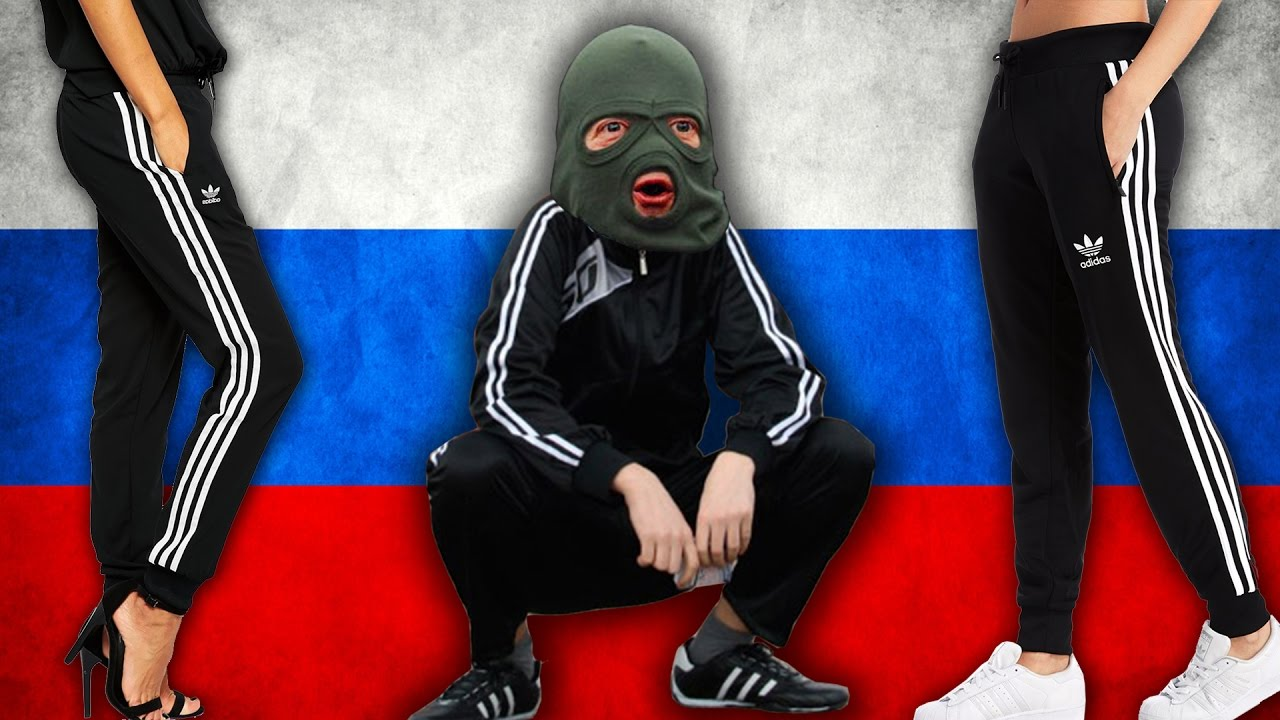Adidas Slav Pants Unboxing Feat Russian Meme Man Youtube