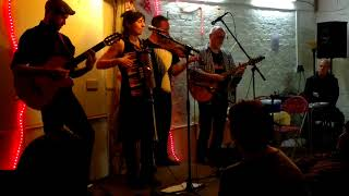 The Lewinskies LIVE featuring Matt Steady & John Reed at The Coach House -Penwortham LIVE~ England