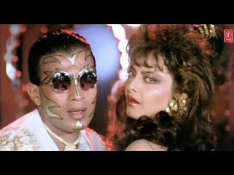She Is My Girl Friend Full HD Song | Bhrashtachar | Mithun Chakarborty, Rekha