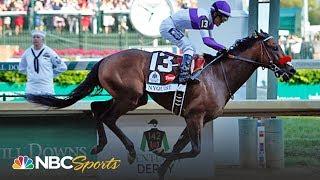 Kentucky Derby 2016 | Nyquist wins 2016 Kentucky Derby, remains unbeaten | NBC Sports