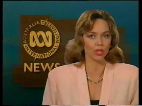ABC-TV Australia Television News October 1993
