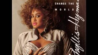 Скачать Phyllis Hyman Don T Wanna Change The World No Rap Version