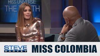 Miss Colombia: It was like a nightmare    STEVE HARVEY