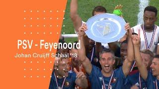 Samenvatting Johan Cruijff Schaal PSV - Feyenoord (4/8/2018)