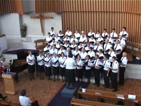"Bristol Easton Salvation Army Songsters ""Praise His Holy Name"""