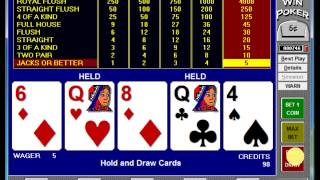 How To Play & Win Jacks or Better Video Poker - Part 2