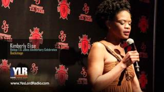 Kimberly Elise talks Bishop Jakes & Hannah