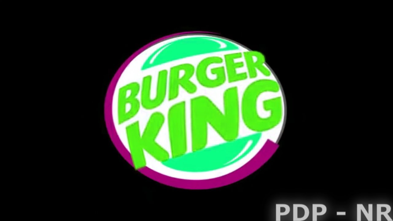 Burgerking Logo With Brand New Effects   INVERTED + 2X SPEED