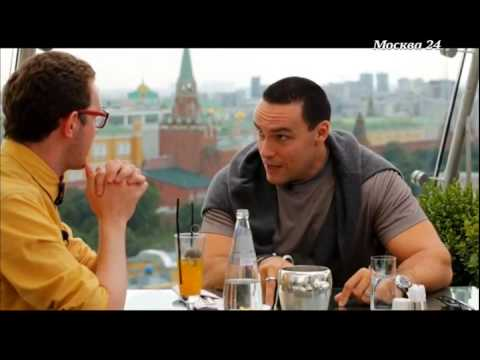"""За обедом"": Александр Невский о кино про ""добро с кулаками"""