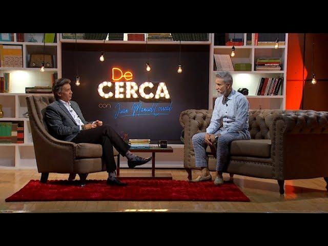 De Cerca con Bernardo Salazar