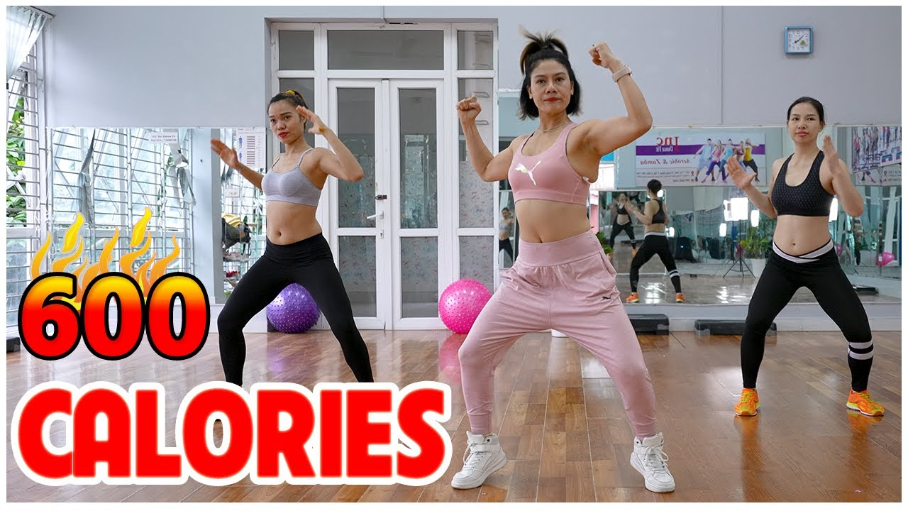 Burn 600 Calories in a 60 Minute Workout With Mira Pham | Eva Fitness