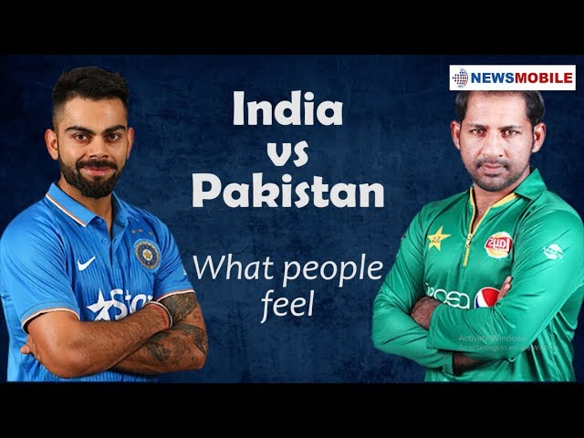 CWC'19 India vs Pakistan: What people feel