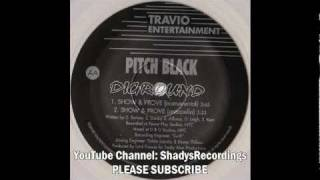 Pitch Black - Show and Prove Instrumental HQ 1998 *Big L Freestyle Beat*