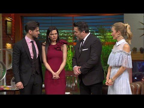 Beyaz Show- Almeda Abazi, Beyaz'a Tatlı Tatlı Kızdı!