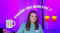 TRAVAILLER CHEZ MCDO