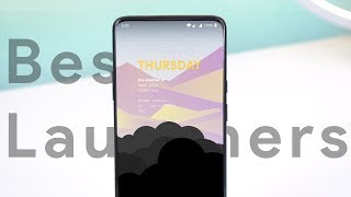 Android - Best Android Launchers 2019